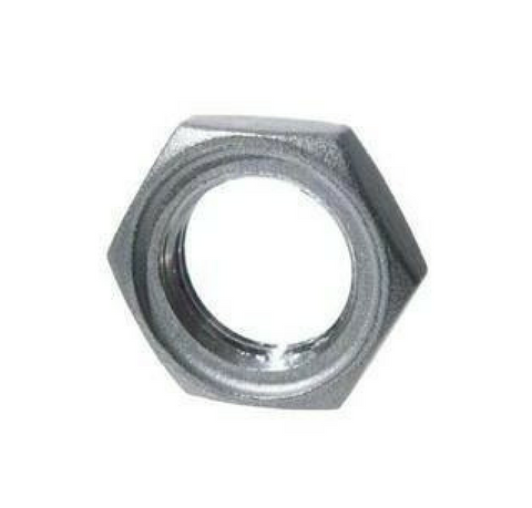 1/2 Inch NPT Lock Nut Stainless Steel
