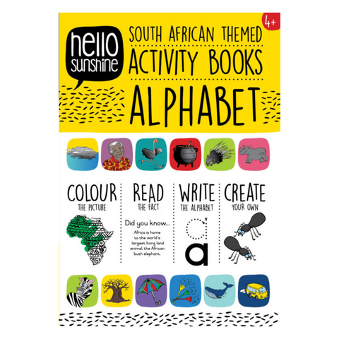 Alphabet Activity Book