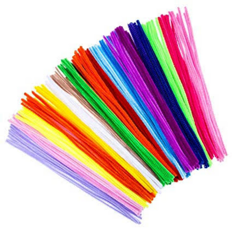 Pipe cleaners (Pack of 100)