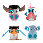 Makedo Cup Critters