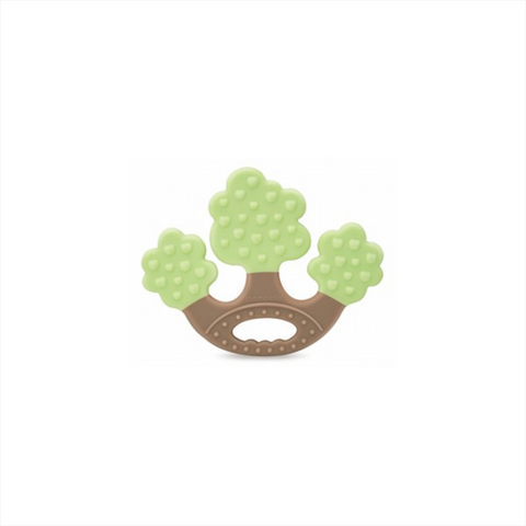 Apple tree baby teether