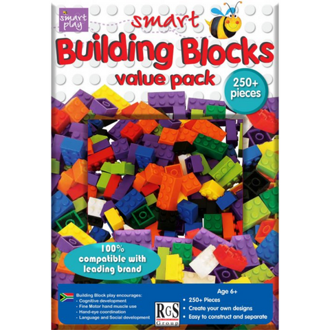 Small building blocks value pack