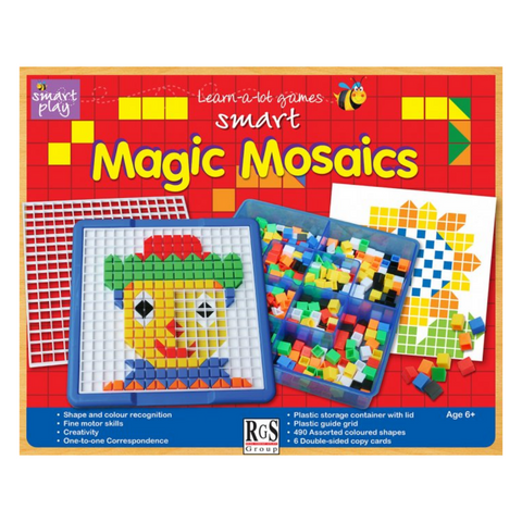 Magic Mosaics
