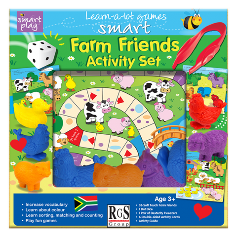 Farm Friends Activity Set