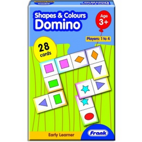 Shape & Colour Domino
