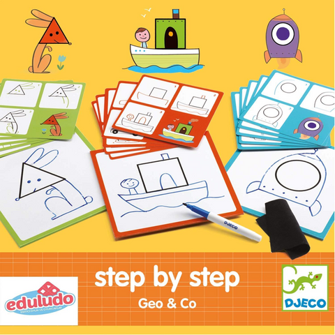 Step by step: Geo & Co