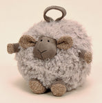 Black & White Round Lamb - Small (23cm)