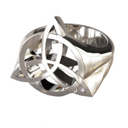The Triquetra Fertility Ring