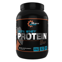 Load image into Gallery viewer, Muscle Gears Whey Protein - Chocolate