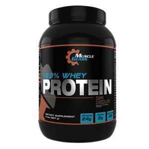 Muscle Gears Whey Protein - Chocolate