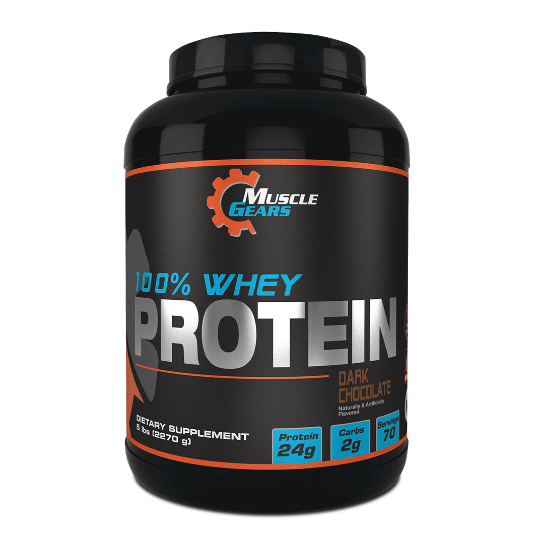 Muscle Gears Whey Protein Chocolate