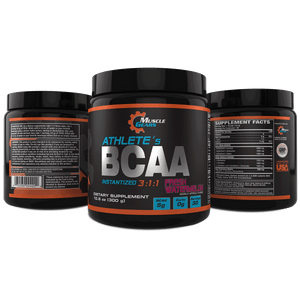 Muscle Gears - Athletes BCAA - Watermelon