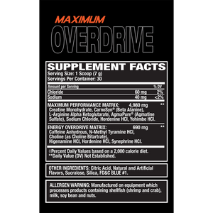Muscle Gears_Overdrive_Supplement_facts
