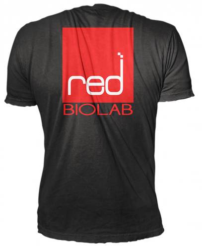 Red Biolab Logo T Shirt