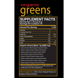 red-BIOLAB-Organic-Greens-Supplement-Facts