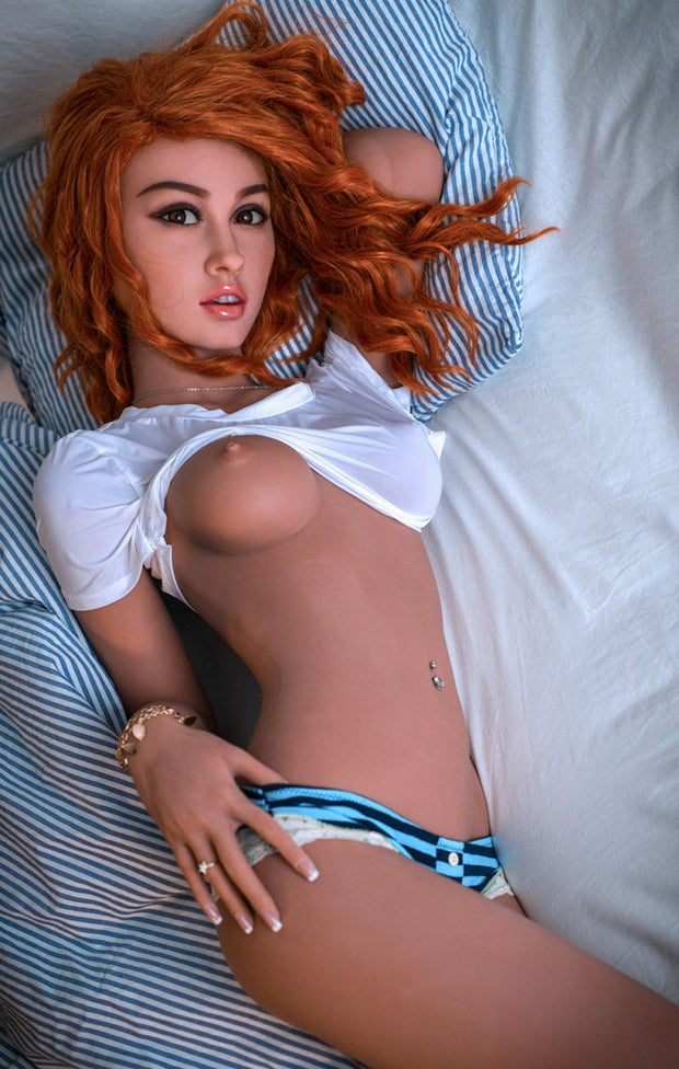 Amazing Alice: Red Head Sex Doll