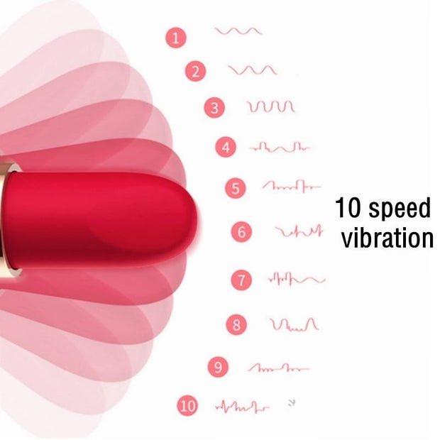 Multi-Speed Vibrator