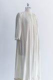 [SOLD] 1980s Mary McFadden Pleated Robe - M/L