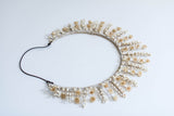 [SOLD] 1930s Sunburst Wax Tiara