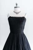 [SOLD] Silk Swing Dress