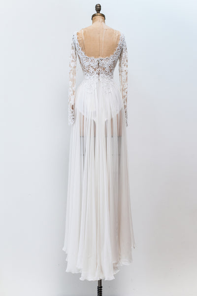 NWT Zuhair Murad Embellished Silk Gown - XS/2