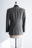 Vintage Ralph Lauren Tweed Blazer Jacket - M
