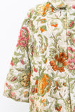 1950s Tapestry Swing Coat - M