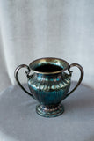 Vintage Pewter Loving Cup
