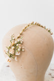 1920s Wax Tiara - One Size