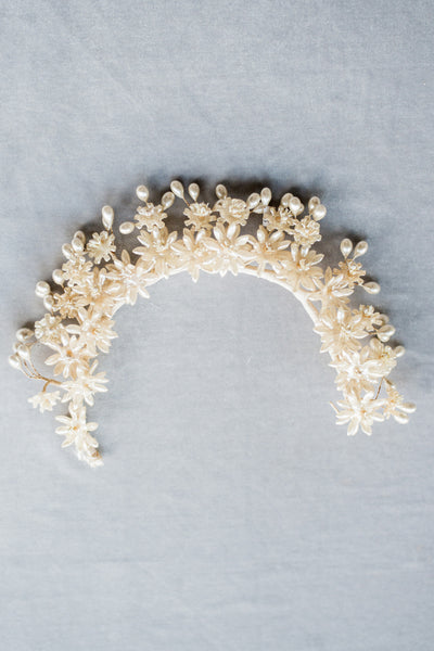 1940s/50s Wax Crown - One Size