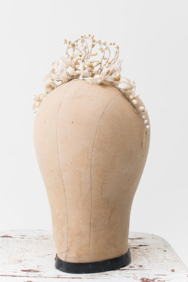 1920s Wax Burst Tiara  - One Size