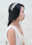 Antique Wax Tiara - One Size