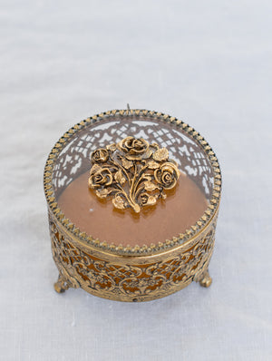 Ormolu Trinket Box