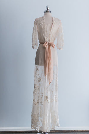 Edwardian Lace Dress - XS/S