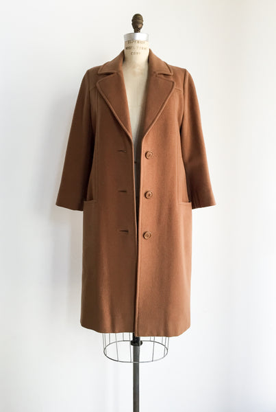 1970s Celine Wool Coat - XS/S