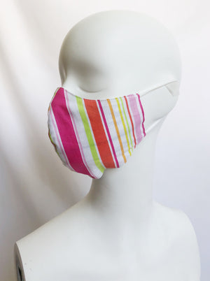 Unisex Abstract Cotton Face Mask