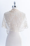 Antique Silk Tambour Lace Collar/Capelet