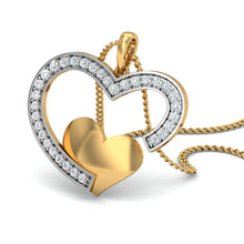 Load image into Gallery viewer, Heart Break Pendant