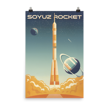 Load image into Gallery viewer, Soyuz Rocket - Casual Attempt