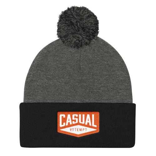 Casual Attempt beanie - Casual Attempt