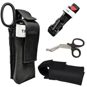 Tourniquet and Trauma Shear Portable Pouch Kit