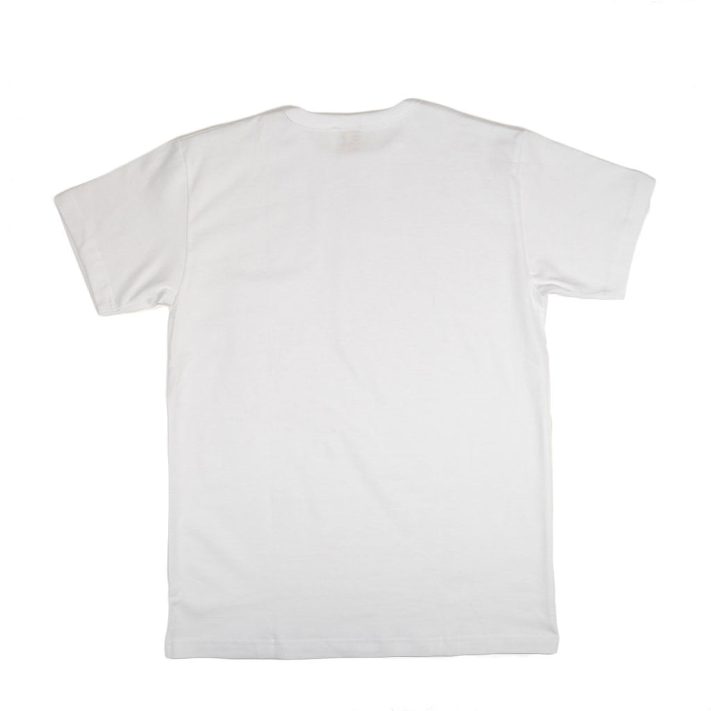 HEAVY WEIGHT POCKET - WHITE