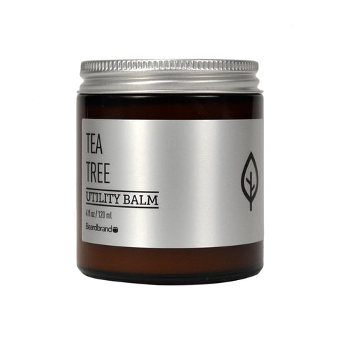 BEARDBRAND UTILITY BALM - TEA TREE