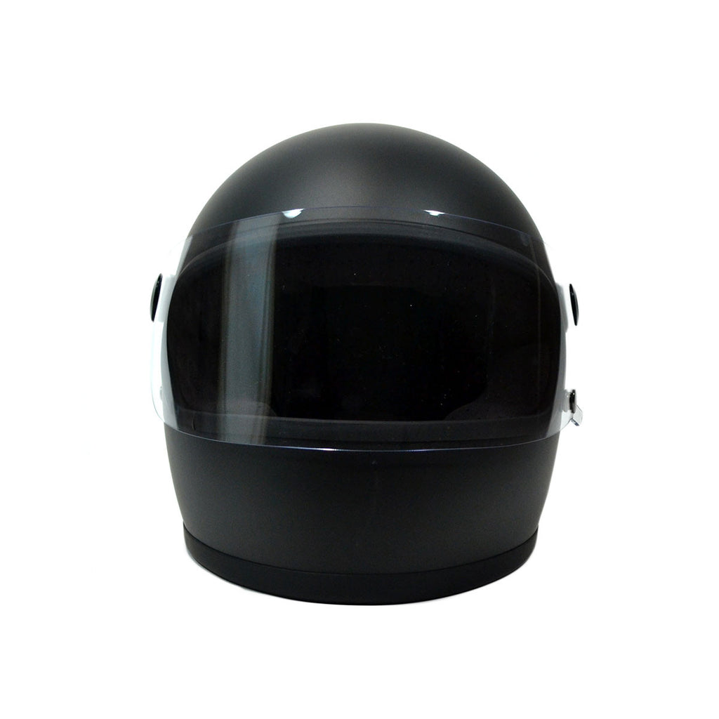 BILTWELL GRINGO S FULL FACE - FLAT BLACK