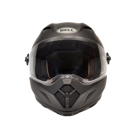 MX-9 ADVENTURE HELMET - MATTE BLACK
