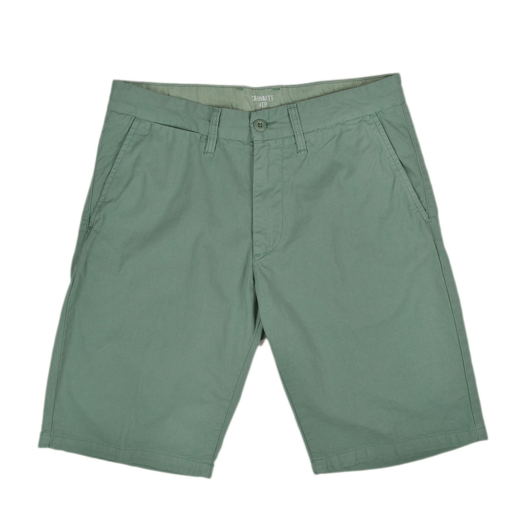 JOHNSON TWILL SHORTS - CATNIP