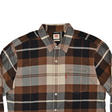 LEVI'S SUNSET 1 POCKET L/S STANDARD SHIRT - BROPHY ALMOND MILK