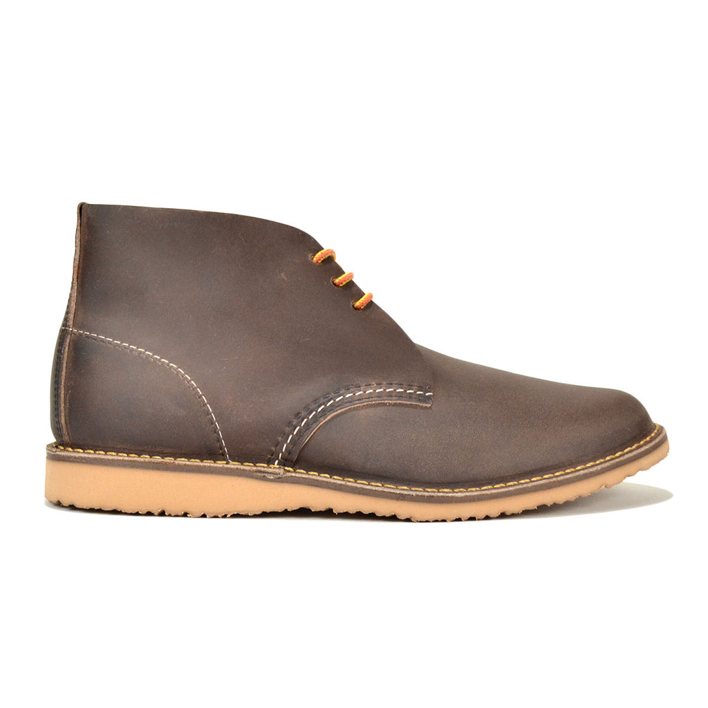 WEEKENDER CHUKKA STYLE 3324 - CONCRETE ROUGH & TOUGH