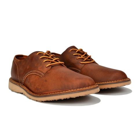 RED WING WEEKENDER OXFORD 3303 - COPPER