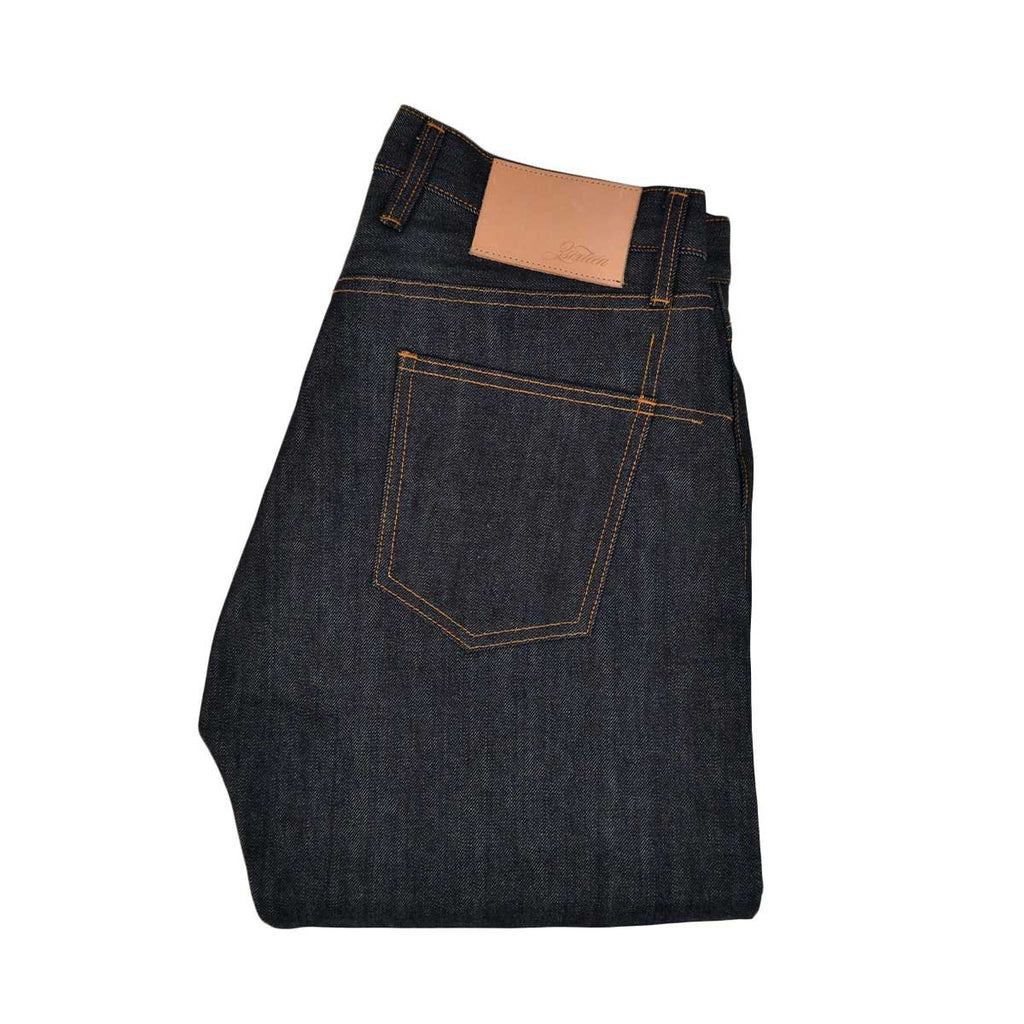 CLASSIC TAPERED 100X - INDIGO SELVEDGE